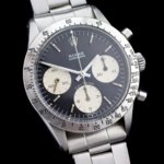 Rolex Cosmograph 'Blue' Daytona 6239, with Daytona at 6, last batch of production.jpg