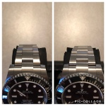Rolex 114060 gen vs franken   Horology Board